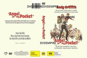 Angel In My Pocket DVD Andy Griffith Brand New Australian Release