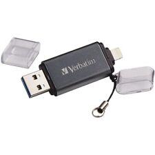 Verbatim 49300 iStore 'n' Go USB 3.0 Flash Drive with Lightning Connector (32GB)