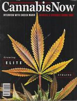 Cannabis Now August/September 2018 Interview with Cheech Marin/Growing