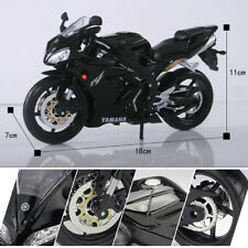 Maisto Diecast Model Toys 1:12 Scale YAMAHA YZF-R1 Black Motorcycle Collections