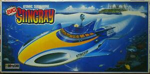 Maquette DOYUSHA - Grand Sous-Marin STINGRAY Escadrille Sous-Marine - Version UK