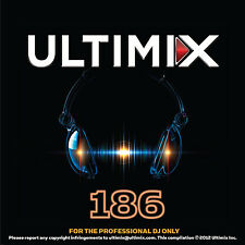 Ultimix 186 CD Ultimix Records Taylor Swift Demi Lovato P!nk Train Trey Songz