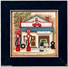 "Mill Hill Beads Buttons Cross Stitch Kit 5"" x 5"" ~ JOE'S GARAGE #14-1614 Sale"