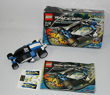 LEGO RACERS NIGHT BLAZER COMPLETE - WORKS
