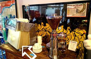 LA CIMBALI Granluce 1960 Espressomaschine Eingruppig funktioniert is working!