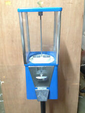 One Way Oak Vista Candy Toy Gumball Vending Machine No Pipe Stand Oldampdirty