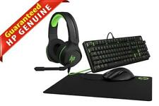 New listing New Omen by Hp Gaming Bundle | Mouse 400 |Keyboard 500| Headset 4Vc46Aa#Aba