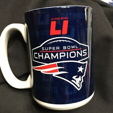 Super Bowl LI New England Patriots Champion Mug Coffee Tea