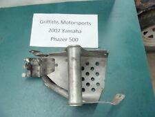 07 Yamaha Phazer FX mt-x? 500 08 09 PZ50 L LEFT FOOTWELL FOOT WELL REST PEG