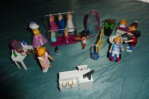Playmobil Modeboutique mit Friseurecke