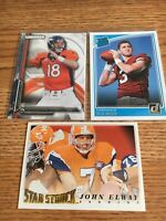 Star Players inserts/ rookies Football Card Lot (8 cards)