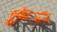 Rahmen frame KTM 690 Duke LC4 orange Bj 2012 *VIN inside NO papers crash marks *