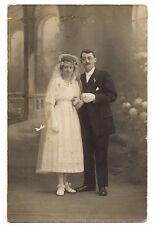 photo  ,non identifiée,mariage ,mariés.c1