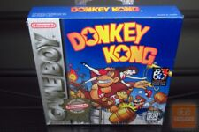 Donkey Kong Player's Choice (Game Boy 1996) H-SEAM SEALED! - EXCELLENT! - RARE!