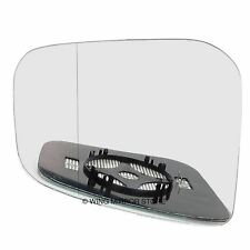 Left side for Mitsubishi Shogun Pinin 99-07 Wide Angle heated wing mirror glass