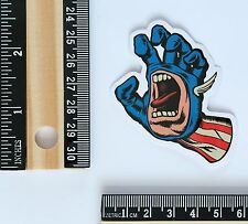 Captain america Screaming Hand skateboard decal vinyl sticker #2619