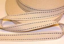 Huile de paraffine coton duplex Lampe Wick pour brûleur twin wick 1-1/16 pouces x 1 mètre