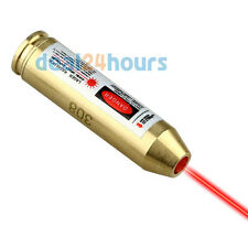 308 243 Cartridge Laser Bore Sighter/ .243 .308 Laser Bore Sight Red Laser Brass