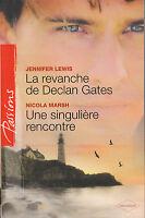 Livre la revanche de Declan Gates Jennifer Lewis  - Nicola Marsh book