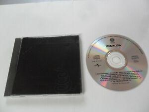 METALLICA – Black Album (CD 1991) FRANCE Pressing