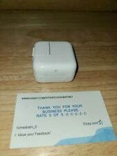 Apple OEM A1401 12W USB Power Adapter Wall Charger