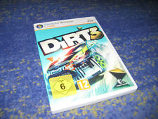 PC Computer Spiel  Dirt 3  Colin McRae Rally deutschr Version in DVD Hülle