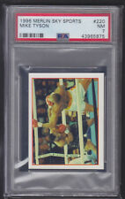 Merlin - Sky Sports 1996 - Mike Tyson - PSA 7 NM