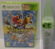 Consolle Game Gioco XBOX 360 PAL ITALIANO New - Digimon All-Star Rumble - NUOVO
