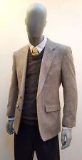 Button Woolen Regular Crombie Coats & Jackets for Men
