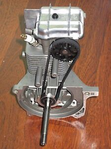 RYOBI 30cc 4 CYCLE ENGINE SHORT BLOCK - FITS RYOBI 430 SERIES MODELS