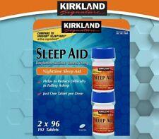 Sleep Aid Doxylamine Succinate 25 Mg - 192 Tablets...