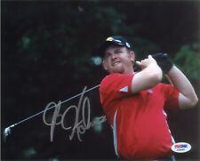 John Bradley JB J.B. Holmes Signed 8x10 Photo Autographed PSA/DNA COA Golf