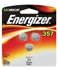 Energizer 357 1.55 V - 3 Pack Battery - Exp 03/2022