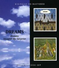 Dreams Dreams/Imagine My Surprise 2-CD NEW SEALED Remastered Jazz Billy Cobham