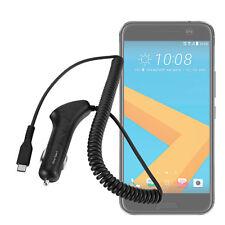 KFZ Ladekabel Typ-C 2 Ampere für HTC U11 Life Ladegerät schnell Lader Universal