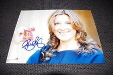 BARBARA BROCCOLI signed Autogramm auf SEXY 20x27 cm Foto InPerson LOOK
