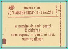 FRANCE = carnet SABINE (OPENED) YT#1974-C4 MNH ** CV46,00 EURO