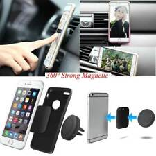 360 Car Phone Holder Magnetic Air Vent Mount Stand Universal For GPS Mobile PDA
