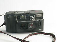 Analoge Kamera Yashica T3 super mit Carl Zeiss Tessar T* 1: 2,8 / f= 35 mm