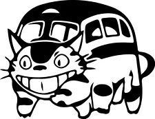Sticker Totoro 112 Catbus - 74x57 cm