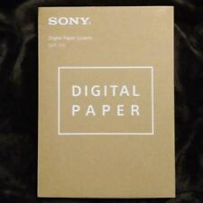 SONY DPT-CP1 Digital Paper (A5 size) Good condition