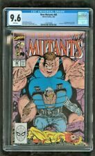 CGC 9.6 NEW MUTANTS #88 MARVEL COMICS 1990 2ND APPERANCE CABLE LEADER OF X-FORCE