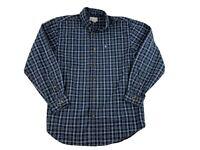 Carhartt mens flannel button front shirts 100080 medium