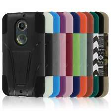 For Motorola Moto X Case (2nd Gen 2014) (XT1096) MPERO IMPACT X Kickstand Cover