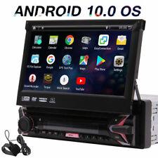 Bluetooth 7 Zoll Autoradio Single Din Android 10.0 USB Navigation SD Video