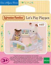 Sylvanian Families 2948 Lets Play Laufställchen Laufstall 4457 Epoch Neu OVP