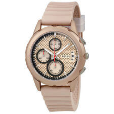Fossil Modern Pursuit Pink Dial Ladies Chronograph Watch ES4172