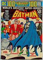 Batman #238 VF 8.0 1972 100 Pages Giant Bronze Age Neal Adams Cover