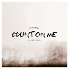 MIMETICO/Peter Heppner Count On Me CD DIGIPACK 2015 ltd.1000
