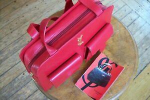 Vintage YSL Yves Saint Laurent Damen Handtasche Collection Cuir
